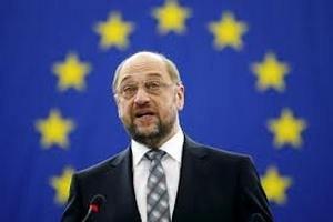 Немец Мартин Шульц выдвинут кандидатом на пост главы Еврокомиссии