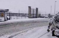 Во Франции сильные снегопады обесточили 300 тыс. домов