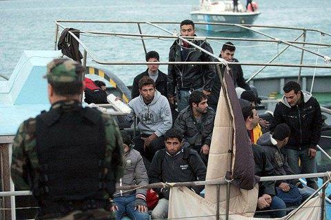В Средиземном море за сутки спасены 2725 мигрантов