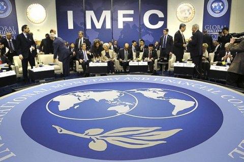 МВФ опроверг отъезд миссии из Украины