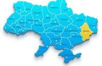 Янукович порівняв Донецьку область з долонею, серцем і локомотивом