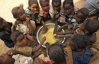 ООН попросила в донорів понад $1 мдрд на боротьбу з голодом