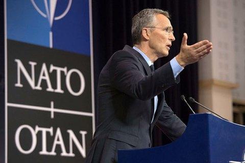 Столтенберг: рішення про приєднання НАТО докоаліції проти ІДІЛ вже узгоджене