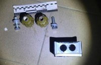 Правоохранители не нашли взрывчатки в корпусах гранат у квартиры мамы Шабунина, - ОГП