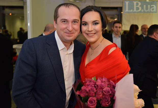 Алексей Павленко и Соня Кошкина