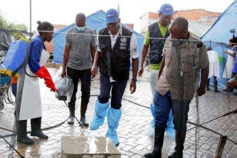 В Замбии из-за протестов в районе распространения холеры задержали 55 человек