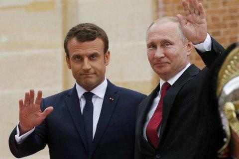 """Альтернативи """"нормандського формату"""" переговорів щодо Донбасу не існує, - Путін"""
