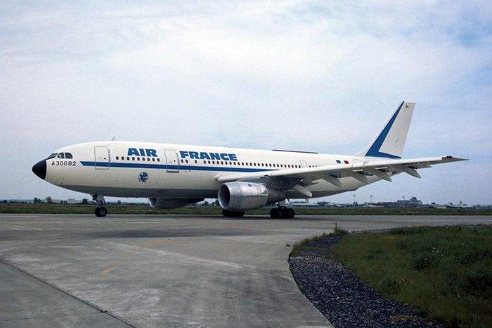Первый полет Airbus, Maй 1974