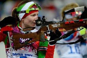 Білоруска Домрачева стала триразовою чемпіонкою Олімпіади. Українки - без медалей