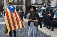 Украина считает незаконным референдум о независимости Каталонии