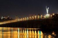 Киевский мост Патона в ночь на 15 октября полностью закроют для движения