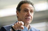 У Нью-Йорку почали розслідування щодо імпічменту губернатора штату Ендрю Куомо, якого звинуватили в домаганнях