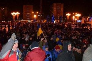 В Черкассах всех активистов Евромайдана освободили из-под стражи, - прокуратура