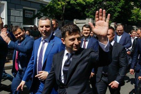 Перший помічник Зеленського пропонує створити готель на Банковій