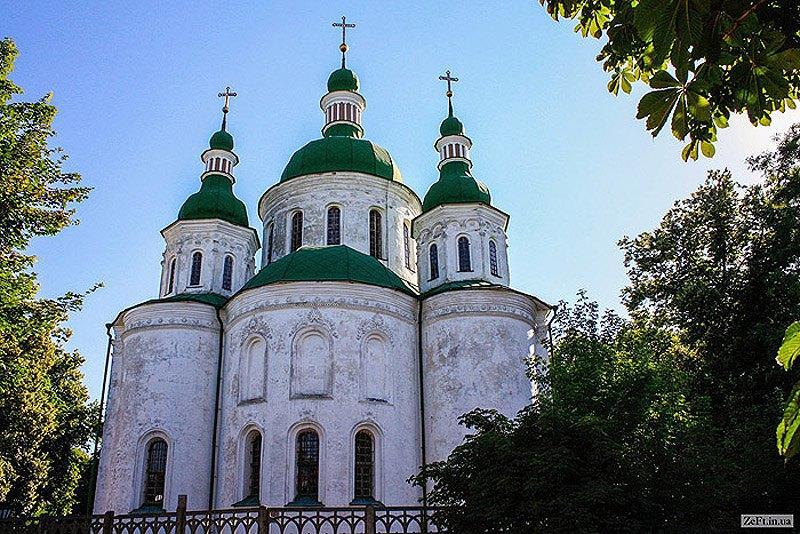 Кирилловская церковь