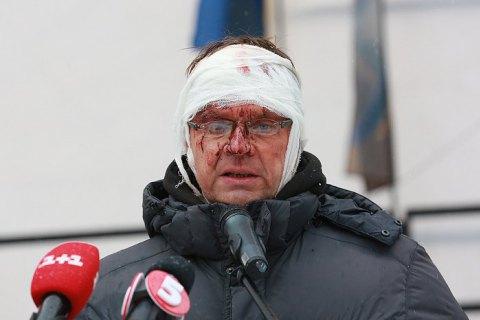 Встолице Украинского государства начался новый виток устроенного Саакашвили «Михомайдана»