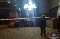 """Ночью неизвестные выстрелили в здание """"Киевгорстроя"""" из гранатомета (обновлено)"""
