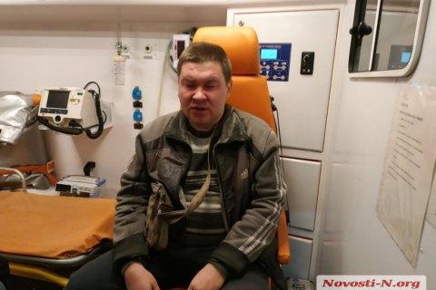 В Николаеве напали на журналиста местного сайта