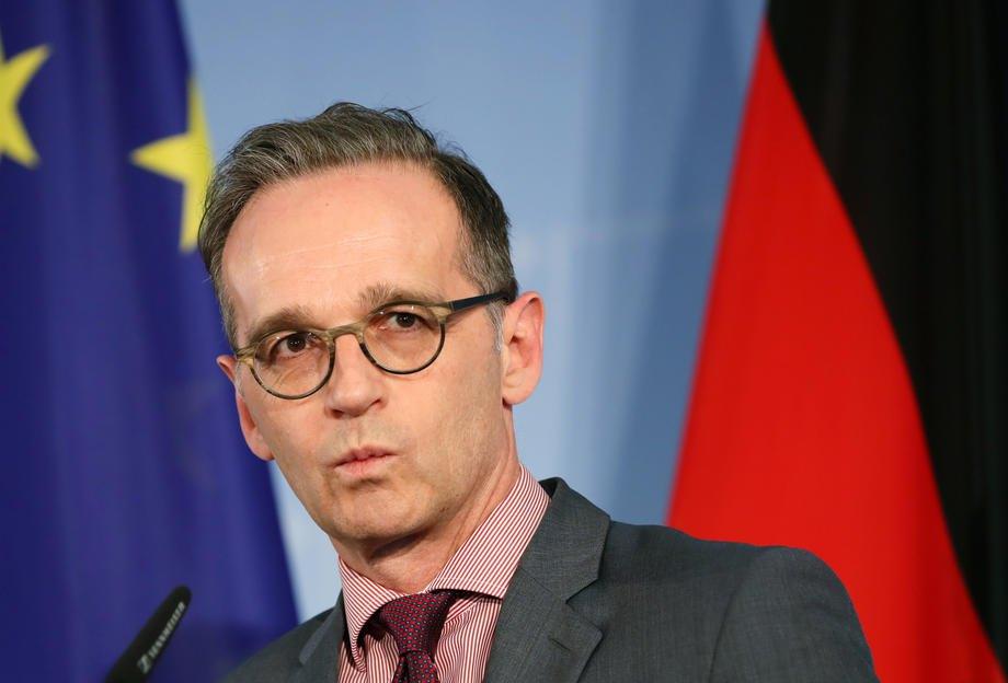 Голова МЗС Німеччини Гайко Маас