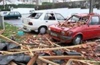 На Францию обрушился ураган