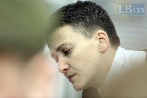 Надії Савченко роблять операцію