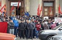 Суд оправдал харьковскую сепаратистку Сиренко