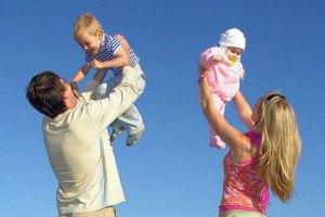 В Украине повысилась рождаемость