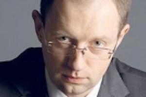 Яценюк призывает все политические силы на бой с Ратушняком