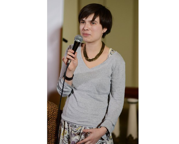 Ольга Мартинюк, член съемочной группы