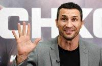 """Кличко назвал свое возвращение в ринг """"fake news"""""""