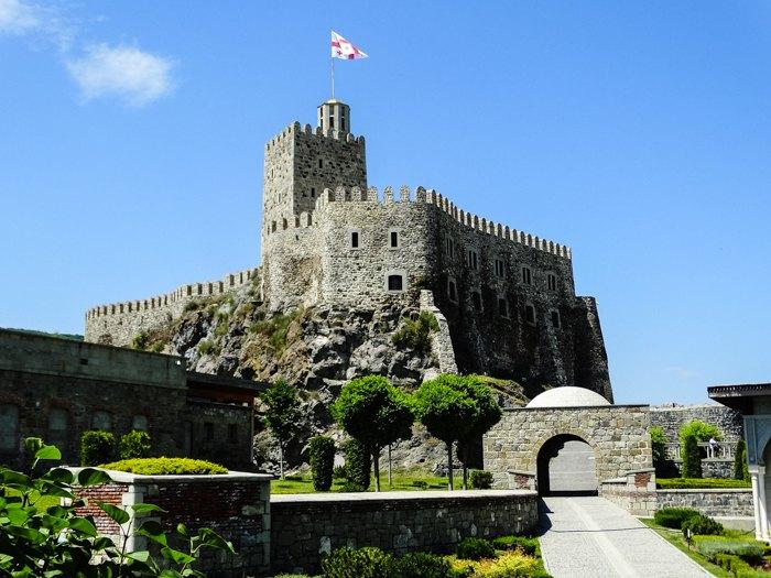 Популярна серед туристів фортеця Рабат в Ахалціхе