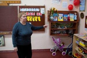 Янукович пообіцяв учителям збільшення зарплат