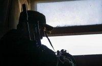 Боевики из танка обстреляли позиции сил АТО в районе Песков