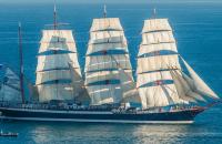 Польща не пустила в свої води російський вітрильник через курсантів з Керчі на борту
