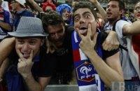 Матчі Євро в Києві та Донецьку минули без порушень