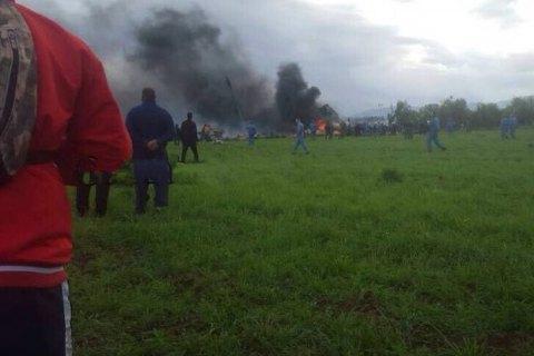 Появились новые детали о числе жертв в авиакатастрофе в Алжире