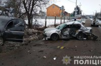 Громадянин Грузії влаштував смертельну ДТП, утікаючи від поліції в Борисполі