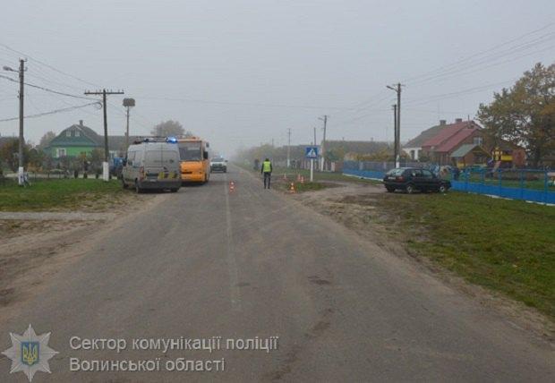 ВВолынской области трактор насмерть сбил шестилетнюю девочку