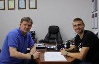 Еще один украинский футболист перешел в российский клуб