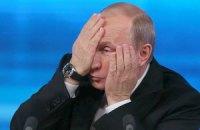 Путін не втомлюється розповідати Меркель і Камерону про екстремістів і терористів у Києві