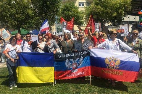 Кремль контролює насильство на сході України і повинен припинити агресію, - посольство США