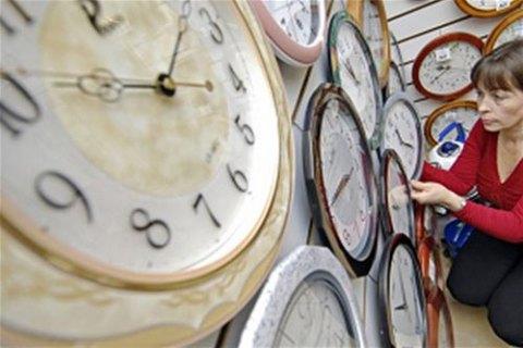 Верховная Рада приняла в первом чтении отмену сезонного перевода часов
