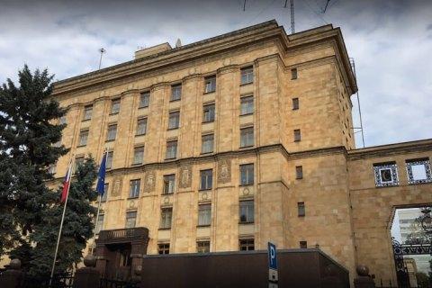 Висилка чеських дипломатів з Москви паралізує роботу посольства