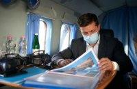 Зеленський у Херсоні проведе нараду з питань безпеки областей, що мають вихід до моря