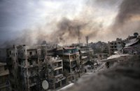 Сирійська авіація розбомбила мечеть в Алеппо