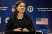 Нуланд осудила ложь российских СМИ в освещении событий в Украине