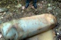 У Чечні знайшли вакуумну авіабомбу