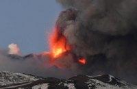 На Сицилії почалося виверження найбільшого в Європі вулкану
