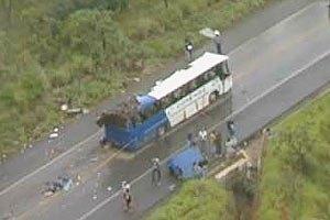 У Хорватії перекинувся автобус із чехами, є загиблі