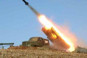 КНДР запускає ракети на тлі американо-південнокорейських навчань
